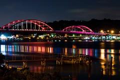 Guandu bridge, Taipei (Sherwin_andante) Tags: geotagged taiwan taipei 2007 guandu 關渡 e510 關渡橋 guandubridge 200709 geo:tool=yuancc internationalgeographic geo:lat=25129395 geo:lon=12145875