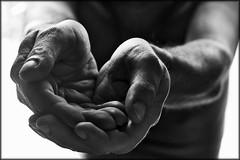Absolūtum - black white bw hands absolūtum mani italy rome roma life byfotorita assolvere