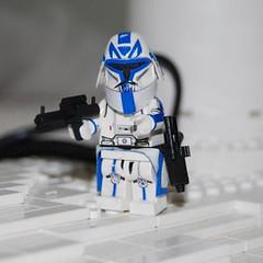 Clone Wars #3 (brickplumber) Tags: starwars clonewars legofbtb