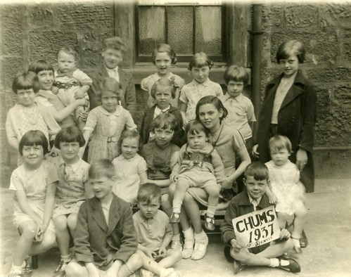 Chums of 1937