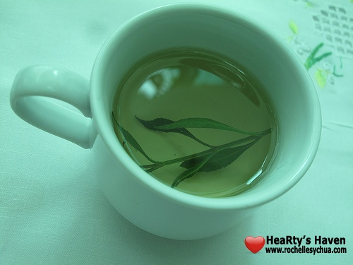 sonyas garden tarragon tea