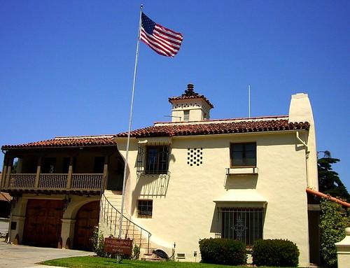 Santa Barbara Fire Station #3