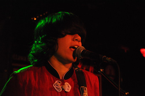 Screaming Females at Zaphod Beeblebrox