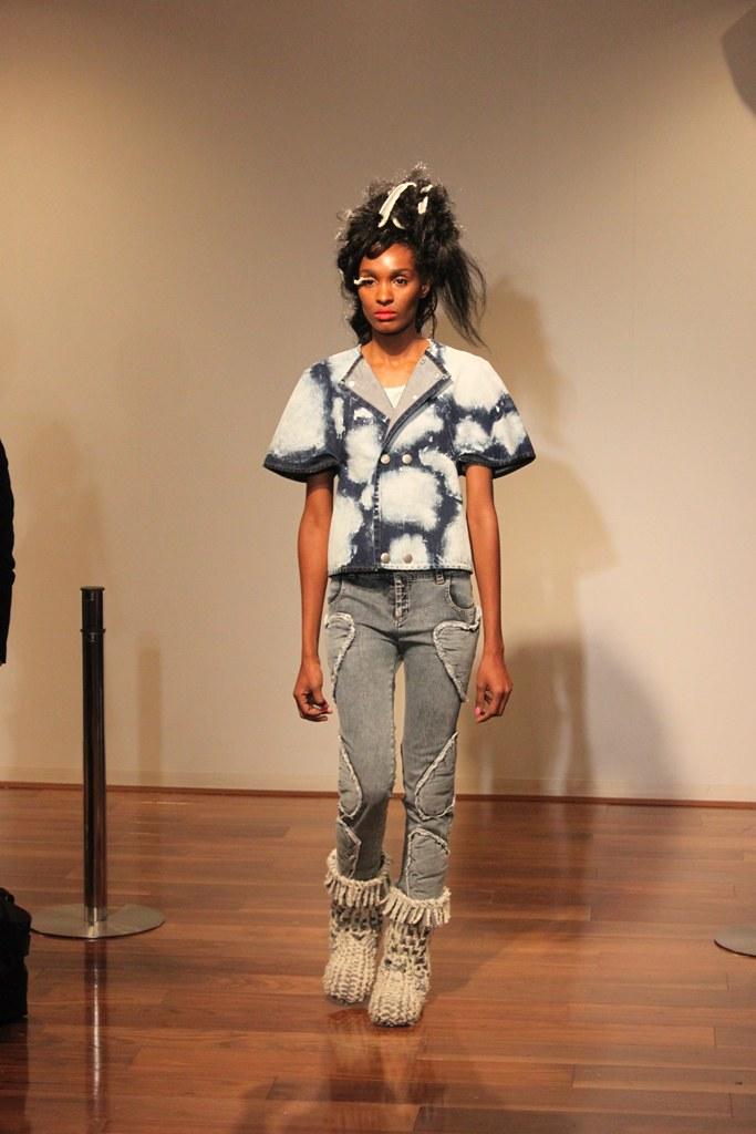 """Naoshi Sawayanagi Collection """"Japan Fashion Week in TOKYO 2010″ (9)"""