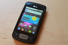 one 22 lg smartphone optimus android p500 froyo lgoptimusone (Photo: LGDeutschland on Flickr)