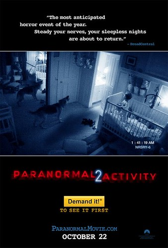 Paranormal Activity 2 Poster - Click to View Extra Large Image