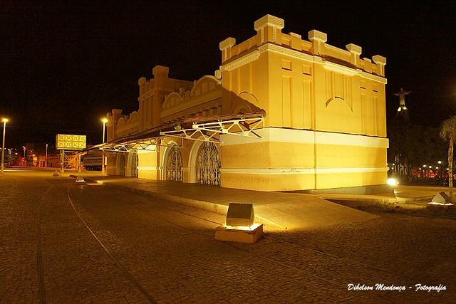 Centro Cultural do Araripe - Dihelson Mendonça - Crato - original