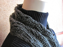 Ravelry Chainmaille Cowl Neckwarmer Amp Men S Long Scarf