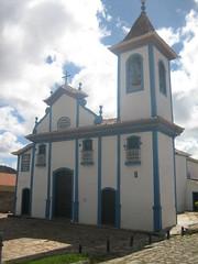Diamantina, Minas Gerais. Igreja Nossa Sr. do Rosrio dos Pretos, 1728, com modoficaes em 1771 (Simone Bessa) Tags: whbrasil