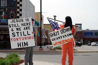 2010 Anti-Torture Vigil - Week 9