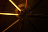 strahlenkranz I (Winfried Veil) Tags: leica light lamp yellow bar club night 50mm lampe nightshot nacht rangefinder gelb trust nightlife summilux asph 2010 nachtaufnahme m9 berlinmitte nachtleben vertrauen strahlenkranz messsucher mobilew torstrase leicam9 winfriedveil