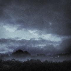 trees music cloud rain forest dark album cd free... (Photo: Scabeater on Flickr)