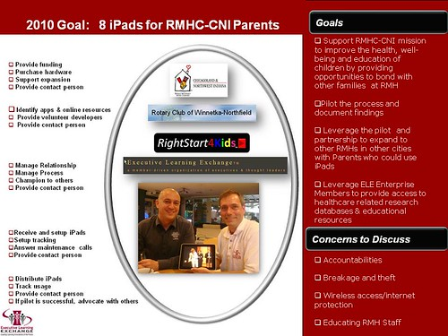 CSR2011 iPads for RMH Parents2