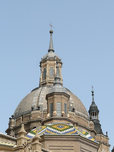 Catedral-Basilica de Nuestra Señora del Pilar, Zaragoza, Espanha