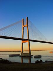 Puente Rosario Victoria (otogno) Tags: santa bridge argentina argentine rio river puente victoria rosario fe parana novideo ארגנטינה argentinien 阿根廷 アルゼンチン 아르헨티나 аргентина أرجنتين αργεντινή