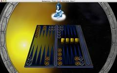 Backgammon - doubles move (2/8)