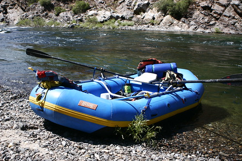 Want To Do Something Different? Go Rafting!