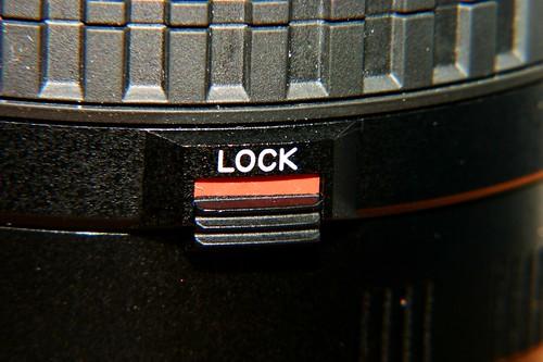 Lock on Lens