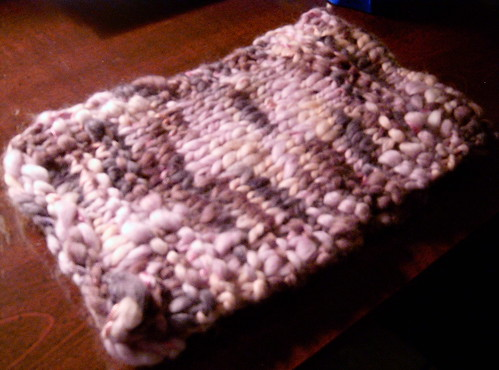 Supersoft Wool Neckwarmer for Dulaan Project