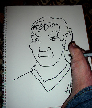 Bad Spock In Progress Photo