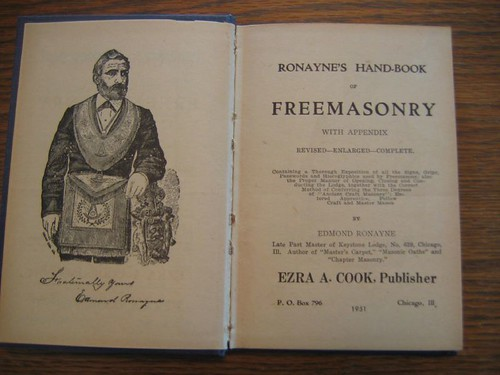 Masons Book Find