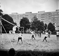 volleyball - by Hrabina von Tup Tup