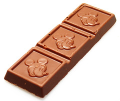 Mickey Milk Chocolate