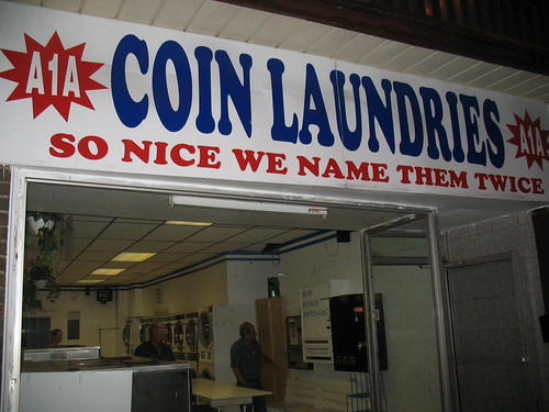 A1A Coin Laundries