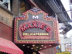 Maxie's Delicatessen in NYC by Pierce Place, on Flickr