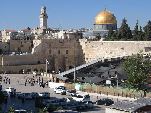 Dome and Western Wall