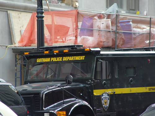 Gotham Police Department