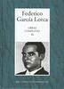 Federico Garc�a Lorca, Obras completas