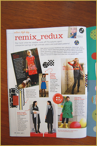 remix_redux/wardrobe_remix article in Adorn Fall 2007 issue