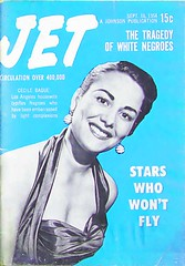 The Tragedy of White Negroes Like Cecile Bague - Jet Magazine, September 16, 1954 (vieilles_annonces) Tags: old people usa white black history vintage magazine print for scans fifties photos african negro 1954 retro ephemera nostalgia passed photographs american rights 1950s blacks americana colored 50s passing magazines folks oldphotos housewife civilrights blackhistory vintagephotos losangelescalifornia africanamericanhistory peopleofcolor vintagephotographs vintagemagazine lightskinned coloredpeople miscegenation lightskin passingforwhite negrohistory castesystem coloredfolk lightskinnedblack blackmagazines blacknews cecilebague passedforwhite