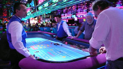 Craps Table by Smoobs, on Flickr