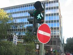 "The ""German Walking Man"" (cyuvalc) Tags: berlin yuval"