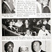 Nat King Cole Appears At The Hollywood Bowl and Maria, Natalie and Cookie Look On - Jet Magazine September 1, 1955