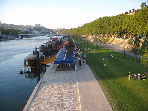 Pont Wilson, Lyon