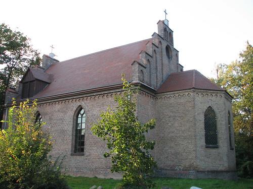 Patronatskirche Schulzendorf