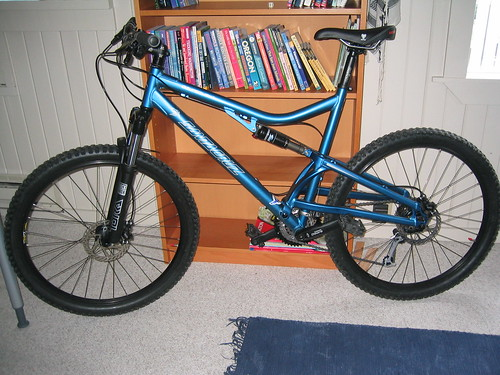 New Santa Cruz Superlight
