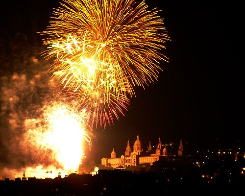 Pyrotechnic Festival by Perrymoon