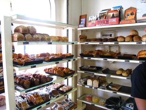 Blue Pumpkin's Bakery Section.JPG