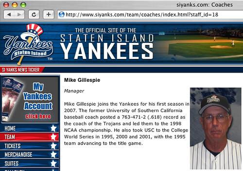 UC Irvine Baseball's New Coach