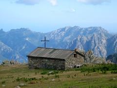 Chapelle des cîmes