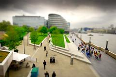 London City Hall (LRCAN) Tags: uk greatbritain england london nikon unitedkingdom cityhall shift tilt tiltshift lorcan d90 lorcanpictures