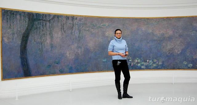 Ninfeas, Monet - Orangerie