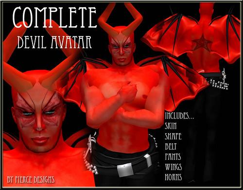 devil (male)