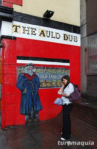 Pelas ruas de Dublin