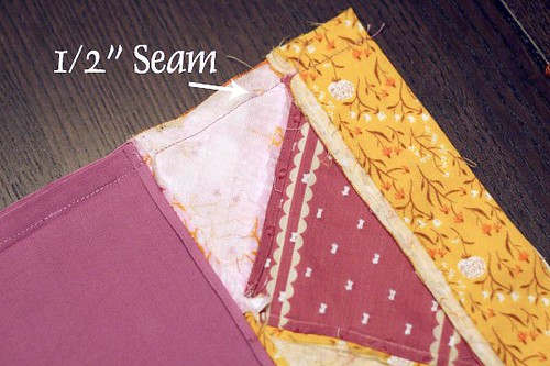 Pillowcase Seam