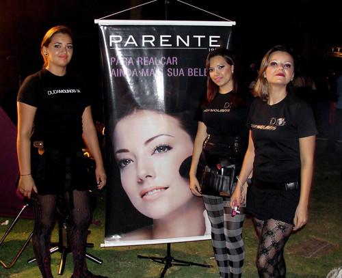 Espaço de Maquiagem Parente - Halloween do Varandas's 06/11/10